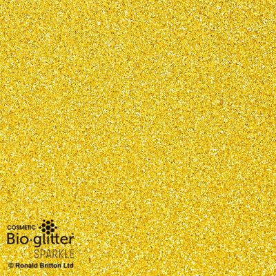 EGW Eco-glitter SPARKLE Gold Fine 006