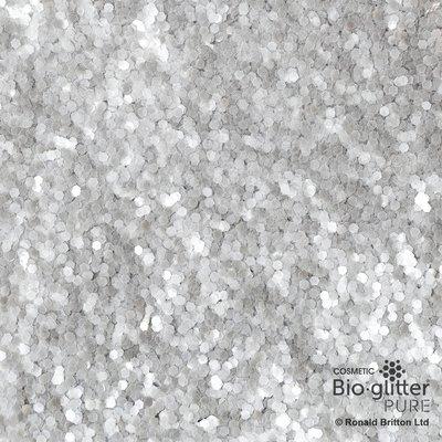 EGW Eco-glitter PURE Silver Jumbo Chunky 094